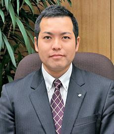 代表取締役社長 山田佑樹