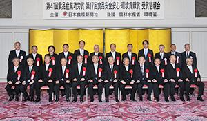 15人の受賞者と選考委員