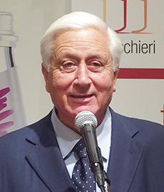 ルイジ・サレルノガンベロロッソ社CEO