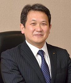 代表取締役社長 石脇智広