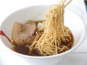 低糖質麺使用の「茹で中華麺」