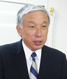 加納洋二郎理事長