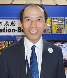 加古博嗣社長