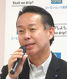 柴田裕社長