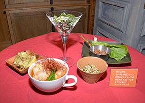 「すごい納豆S-903」を使った料理