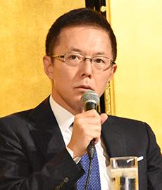 ニチレイフーズ取締役会長 池田泰弘氏