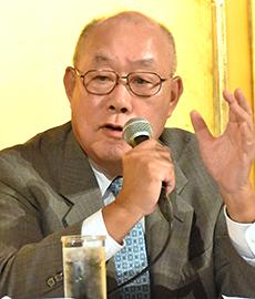 カスミ取締役会長/日本スーパーマーケット協会副会長 小浜裕正氏