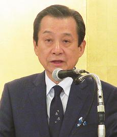 横山敬一会長