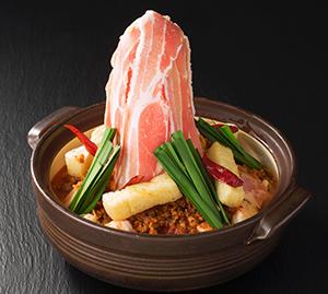 赤から肉鍋(税別990円)