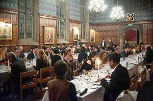 ケンブリッジ大学で和食ディナーを開催(17年1月)