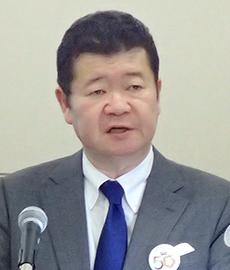 渡邊直人代表取締役社長