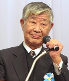 加藤武雄名誉会長