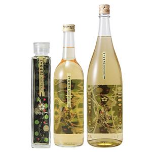 季節ものの梅酒としてこの時期にしか味わえない梅酒ヌーボー