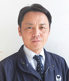 飯野浩嗣専務