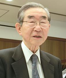 米井元一理事長