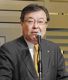 高藤悦弘会長
