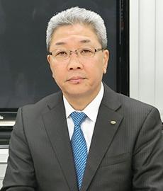 岸本健利理事長