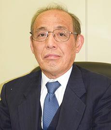 全茶連理事長 齋藤松太郎氏