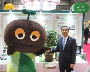 「食べ残しが起きないような商品提供を」と意気込む品田英明社長