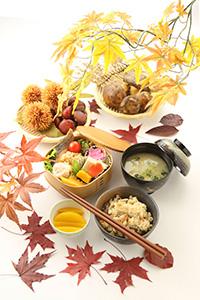 第4回「いべログ大賞」を受賞した、「紅葉狩り弁当in北海道」