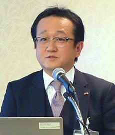 川股篤博社長