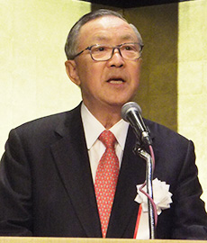 藤重貞慶会長