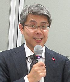 二宮敦コマーシャルリーダーシップ&ベンディング事業部統括部長
