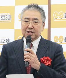 野呂剛弘会長
