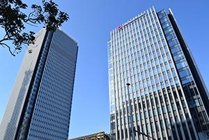 17年10月に全面開業した「グローバルゲート」は名古屋の新たなランドマークに