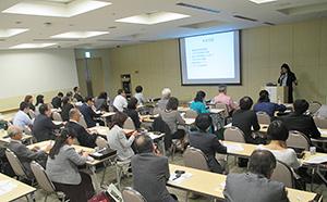 情報発信を継続(写真提供=日本食品添加物協会)