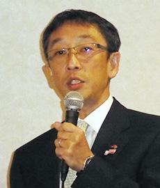 岡本達也事業部長