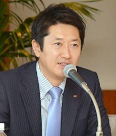 安藤徳隆社長