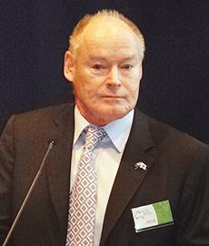 ジェフ・スコット豪州ブドウ協会代表