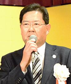 荻原奨会長