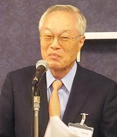 江崎勝久理事長