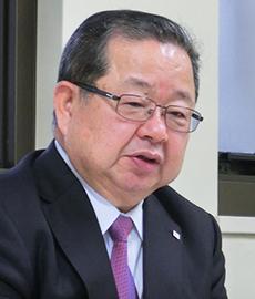 中津浜健社長