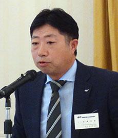 高橋宏典会長