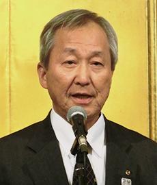 藤波一博全国胡麻加工組合理事長
