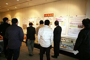 鹿児島県水産技術開発センターでは研究・開発支援の取り組みの説明を受けた