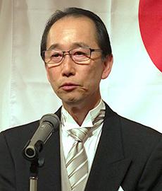 中田吉昭理事長