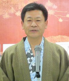 野田明孝丸越社長
