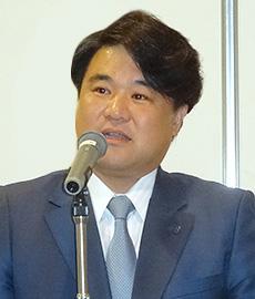 広瀬弘幸社長