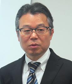 阪東明営業本部長