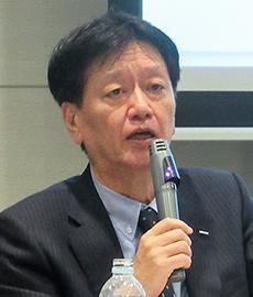 小郷三朗社長