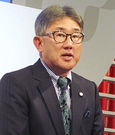 高岡浩三社長