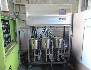 廃食用油再生装置