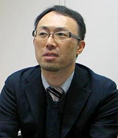 松川賢一副主事