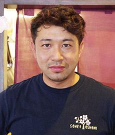 石山健太郎代表