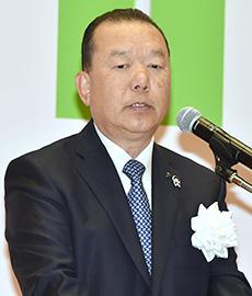 JA全農経営管理委員会 菅野幸雄副会長