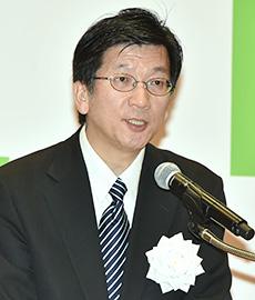 農林水産省食料産業局産業連携課長 高橋仁志氏